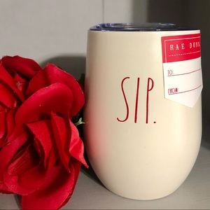 "Rae Dunn ""Sip."" Insulated 12oz Cup"